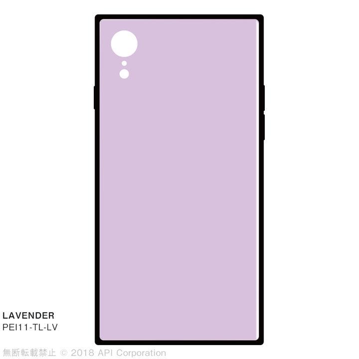 iPhone XR ケース EYLE TILE iPhone背面ケース ラベンダー iPhone XR_0