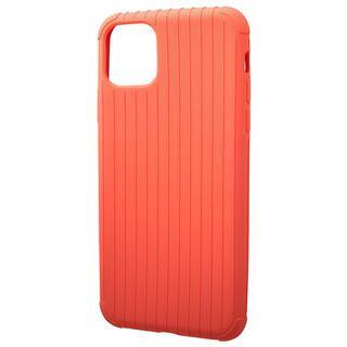 iPhone 11 Pro Max ケース GRAMAS COLORS Rib Light 耐衝撃TPUケース オレンジ iPhone 11 Pro Max【9月中旬】