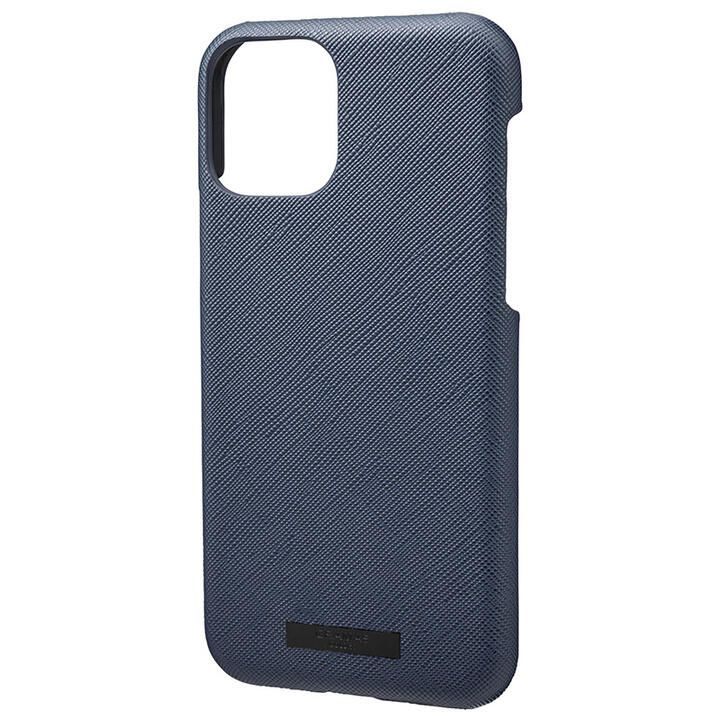 iPhone 11 Pro ケース GRAMAS COLORS EURO Passione シェル型PUレザーケース ネイビー iPhone 11 Pro_0