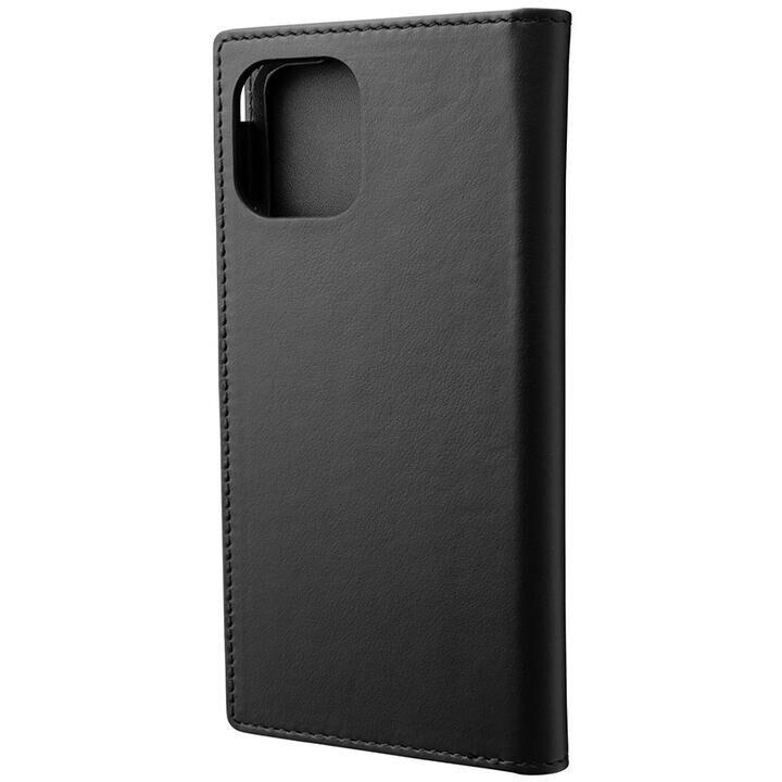 iPhone 11 Pro ケース GRAMAS Genuine Leather 手帳型ケース ブラック iPhone 11 Pro_0