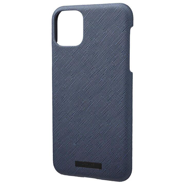 iPhone 11 Pro Max ケース GRAMAS COLORS EURO Passione シェル型PUレザーケース ネイビー iPhone 11 Pro Max_0