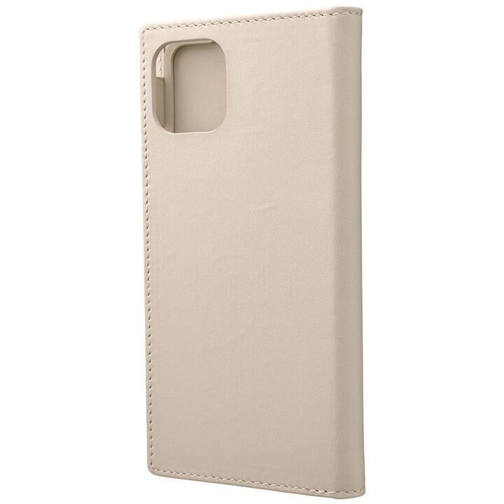 iPhone 11 Pro Max ケース GRAMAS Genuine Leather 手帳型ケース アイボリー iPhone 11 Pro Max_0