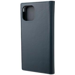 iPhone 11 Pro ケース GRAMAS Genuine Leather 手帳型ケース ネイビー iPhone 11 Pro【9月中旬】