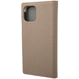 iPhone 11 Pro ケース GRAMAS Shrunken-calf レザー手帳型ケース トープ iPhone 11 Pro