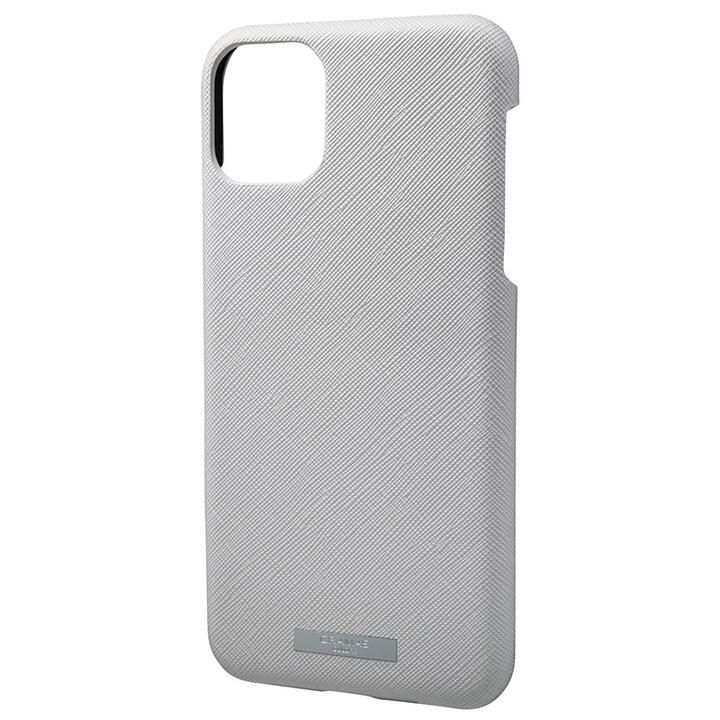 iPhone 11 Pro Max ケース GRAMAS COLORS EURO Passione シェル型PUレザーケース グレイ iPhone 11 Pro Max_0