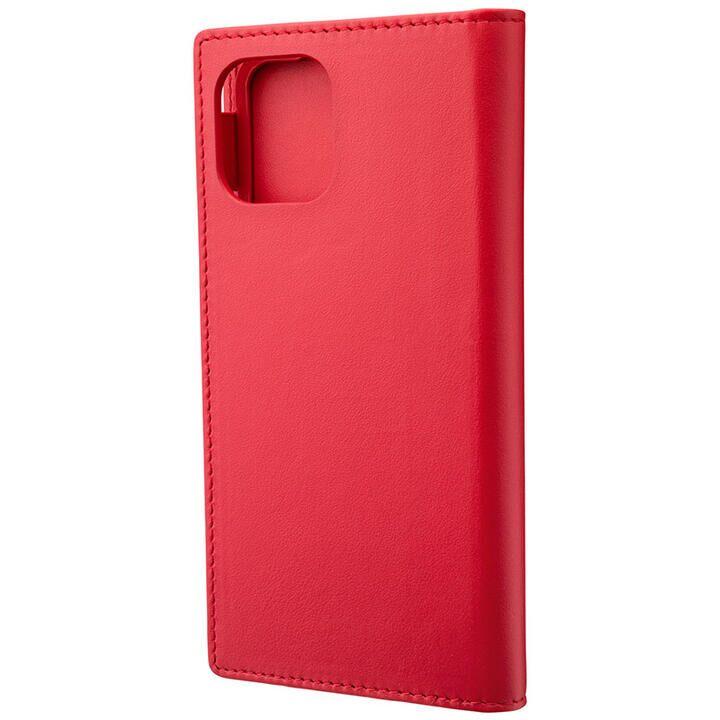 iPhone 11 Pro ケース GRAMAS Genuine Leather 手帳型ケース レッド iPhone 11 Pro_0