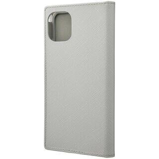 iPhone 11 Pro Max ケース GRAMAS COLORS EURO Passione PUレザー手帳型ケース グレイ iPhone 11 Pro Max【9月中旬】