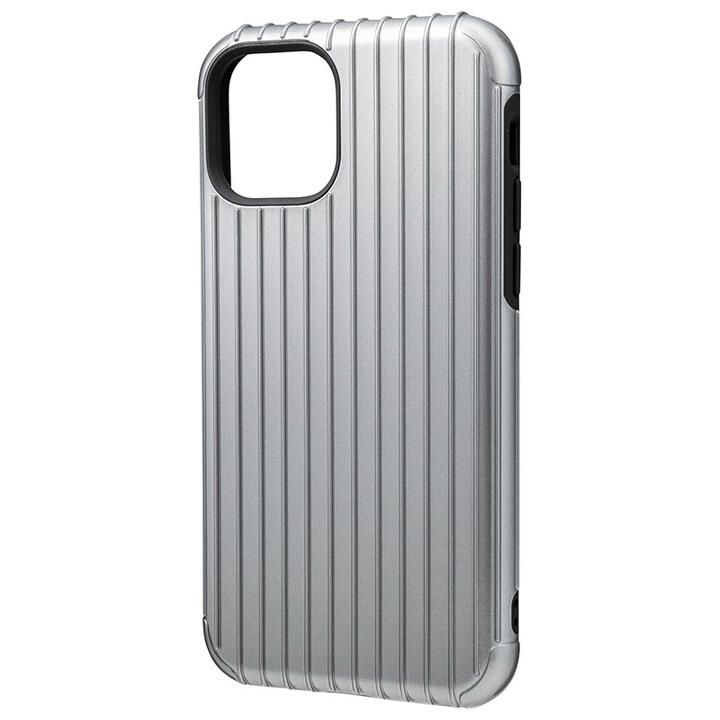 iPhone 11 Pro ケース GRAMAS COLORS Rib ハイブリッドシェルケース グレイ iPhone 11 Pro_0