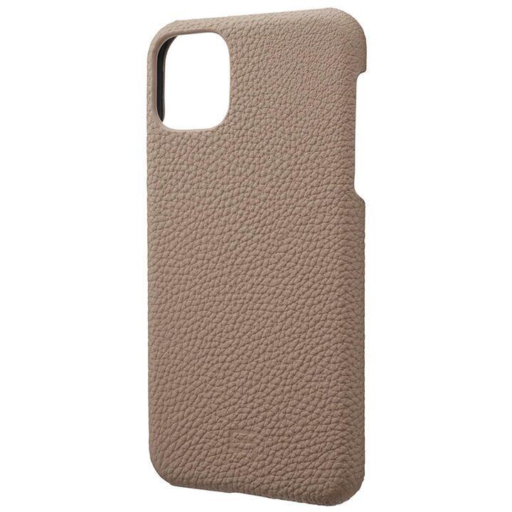 iPhone 11 Pro Max ケース GRAMAS Shrunken-calf レザー背面ケース トープ iPhone 11 Pro Max_0