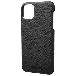 iPhone 11 Pro Max ケース GRAMAS COLORS EURO Passione シェル型PUレザーケース ブラック iPhone 11 Pro Max