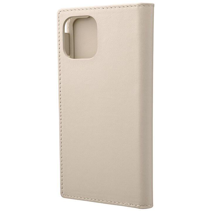 iPhone 11 Pro ケース GRAMAS Genuine Leather 手帳型ケース アイボリー iPhone 11 Pro_0