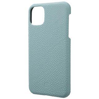 iPhone 11 Pro Max ケース GRAMAS Shrunken-calf レザー背面ケース ベイビーブルー iPhone 11 Pro Max