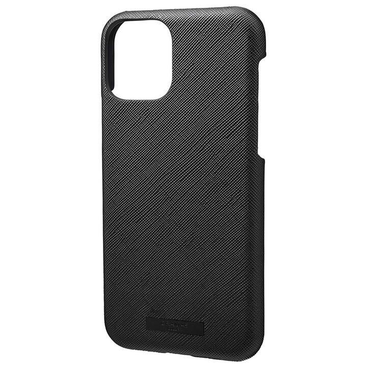 iPhone 11 Pro ケース GRAMAS COLORS EURO Passione シェル型PUレザーケース ブラック iPhone 11 Pro_0