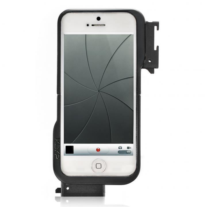 iPhone SE/5s/5 ケース KLYP iPhone5用ケース(アタッチメント付)_0