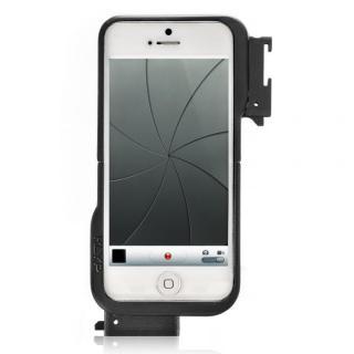 【iPhone SE/5s/5ケース】KLYP iPhone5用ケース(アタッチメント付)