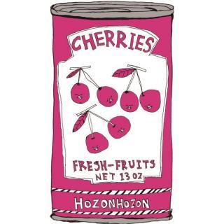 何度でも貼って剥がせる液晶クリーナー SCREEN CREANERS (cherry)