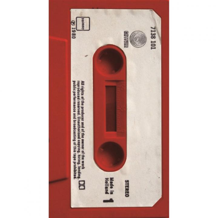 何度でも貼って剥がせる液晶クリーナー SCREEN CREANERS (cassette tape)_0