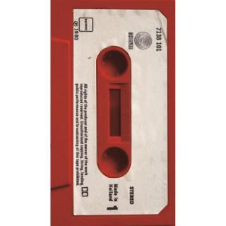 何度でも貼って剥がせる液晶クリーナー SCREEN CREANERS (cassette tape)