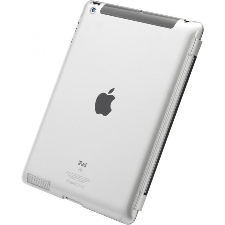 エアージャケットセット  iPad第4・3世代/iPad2(クリア)_0
