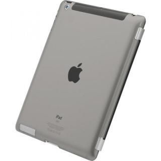 エアージャケットセット  iPad第4・3世代/iPad2(クリアブラック)