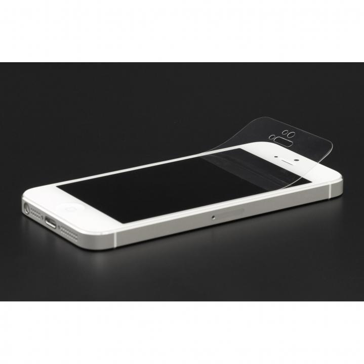 iPhone SE/5s/5 フィルム AFPクリスタルフィルムセット_0