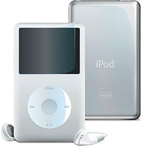 クリスタルフィルムセット  iPod classic_0