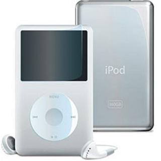 クリスタルフィルムセット  iPod classic