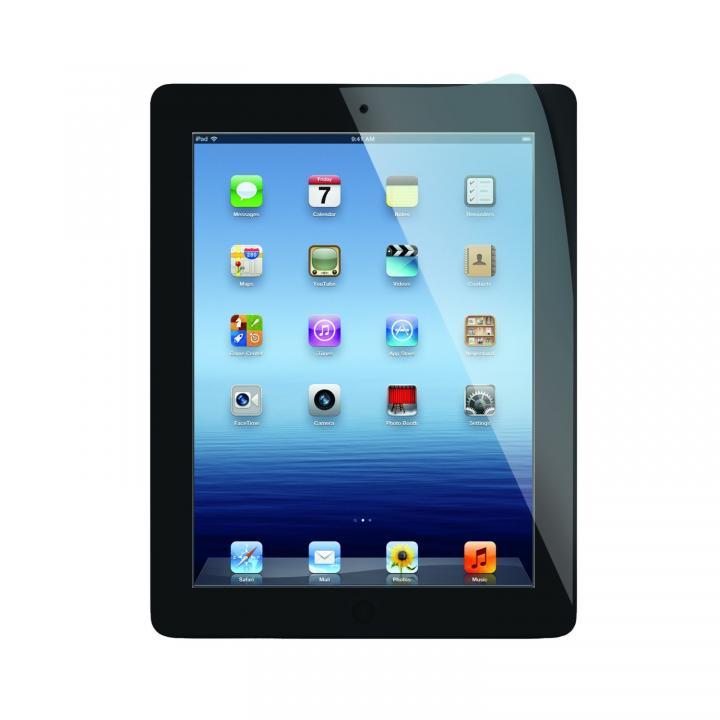 クリスタルフィルムセット  iPad第4・3世代/iPad2_0