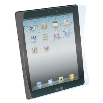 アンチグレアフィルムセット  iPad第4・3世代/iPad2