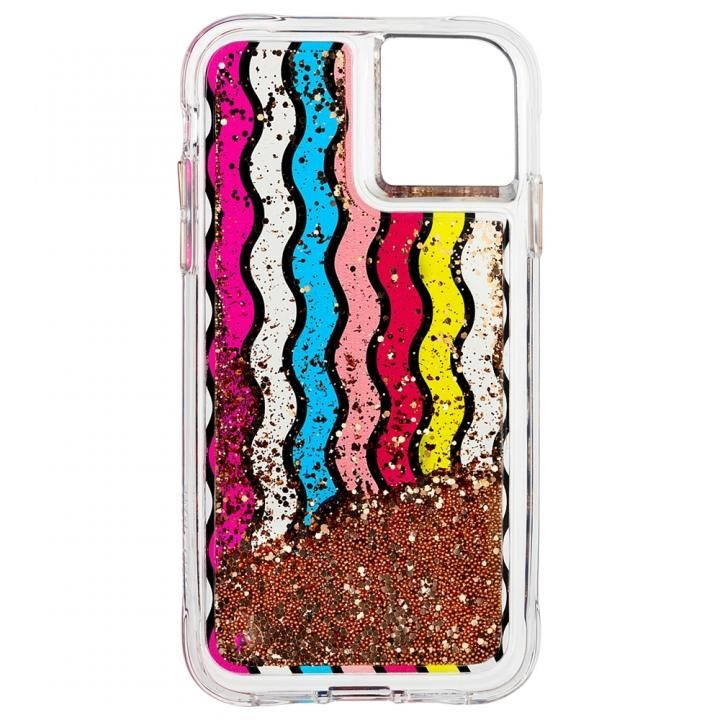 iPhone 11 Pro Max ケース Case-Mate PRABAL GURUNG ケース Rainbow Waterfall iPhone 11 Pro Max_0