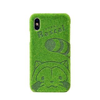 【iPhone XSケース】Shibaful × Rascal 背面ケース iPhone XS
