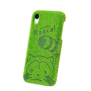 【iPhone XRケース】Shibaful × Rascal 背面ケース iPhone XR_1