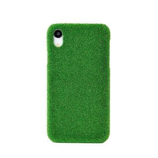 iPhone XR ケース Shibaful -Central Park- 背面ケース iPhone XR