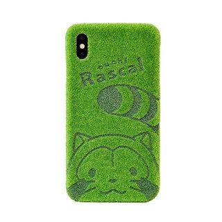 【iPhone XS Maxケース】Shibaful × Rascal 背面ケース iPhone XS Max