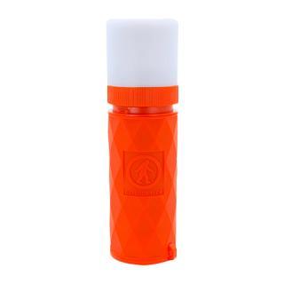 BUCKSHOT PRO ライト付きポータブルスピーカー オレンジ