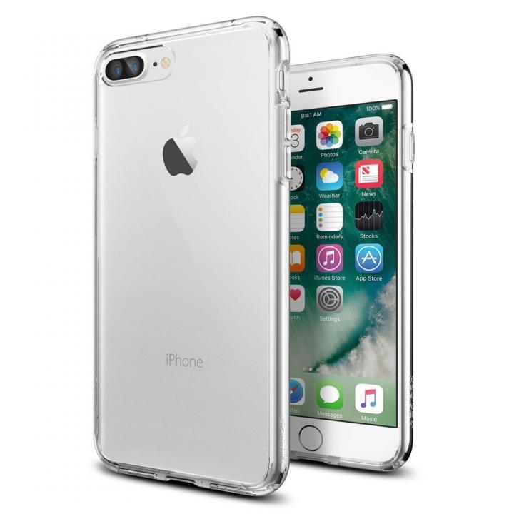 Spigen ウルトラハイブリットケース クリスタルクリア iPhone 7 Plus