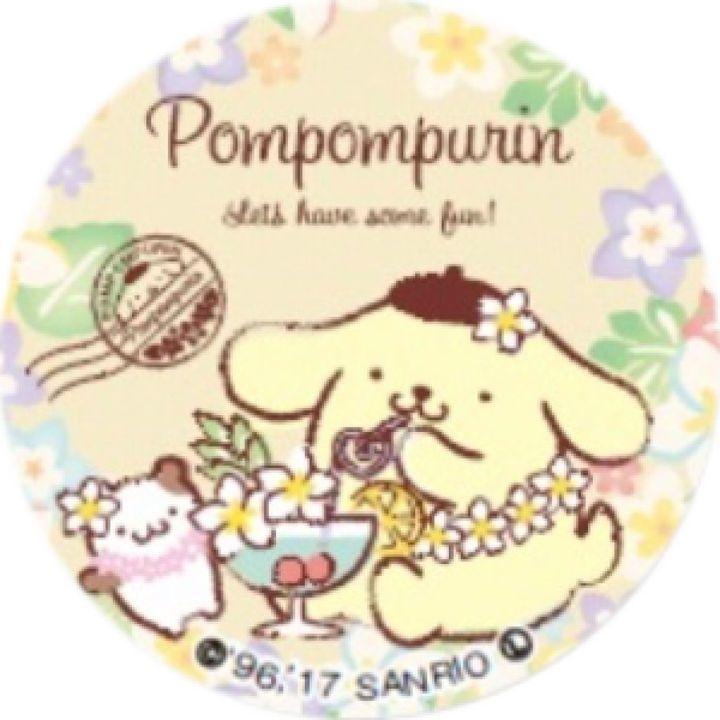 PopSockets Grip ポップソケッツ・グリップ サンリオ ポムポムプリン3_0
