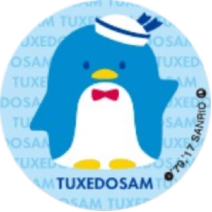 PopSockets Grip サンリオ タキシードサム3_0