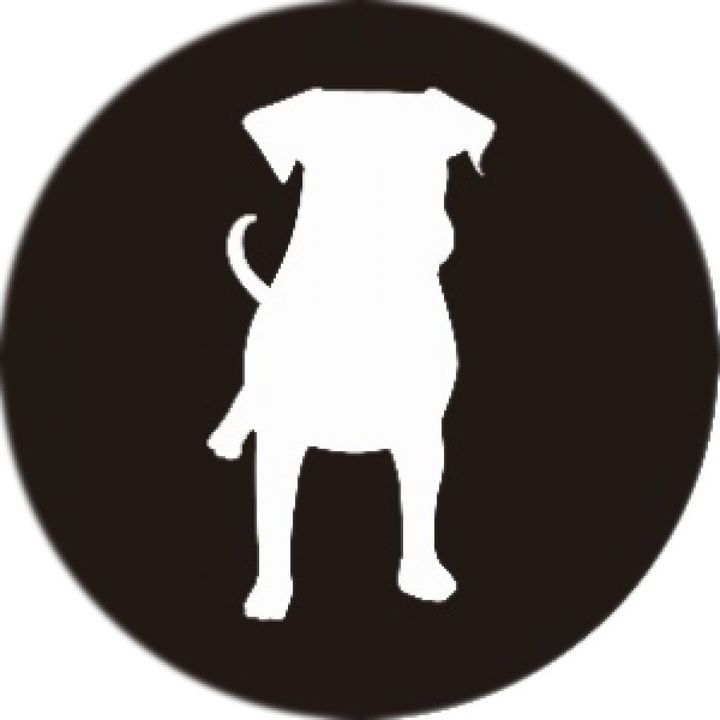 PopSockets Grip Dog Silhouette_0