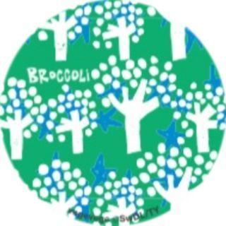 PopSockets Grip vegevege ブロッコリー グリーン【9月下旬】