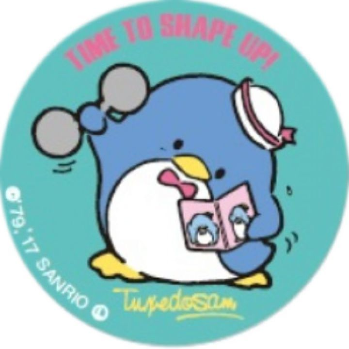 PopSockets Grip ポップソケッツ・グリップ サンリオ タキシードサム2_0