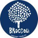PopSockets Grip vegevege ブロッコリー ブルー
