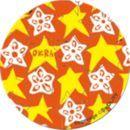PopSockets Grip ポップソケッツ・グリップ vegevege オクラ オレンジ