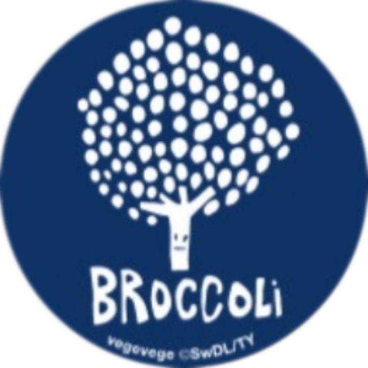 PopSockets Grip vegevege ブロッコリー ブルー_0
