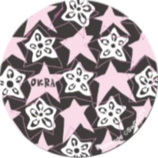 PopSockets Grip vegevege オクラ ブラウン【9月下旬】