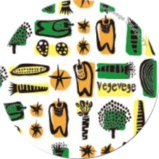 PopSockets Grip vegevege ミックスベジタブル グリーン