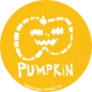 PopSockets Grip vegevege カボチャ【9月下旬】