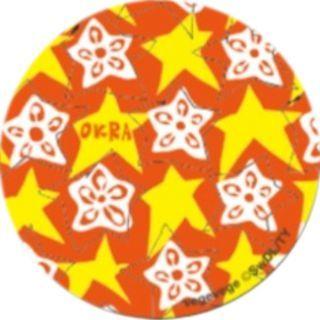 PopSockets Grip vegevege オクラ オレンジ【9月下旬】