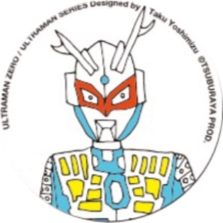 PopSockets Grip Japanese Classics ウルトラマンゼロ_0