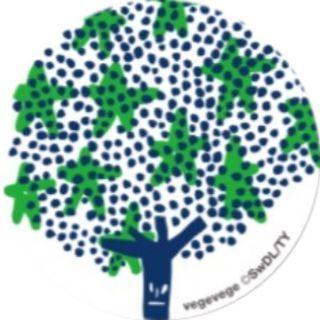 PopSockets Grip vegevege ブロッコリー ホワイト【9月下旬】